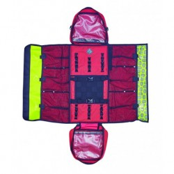 SAC CROSS PRO RESCUE ROUGE